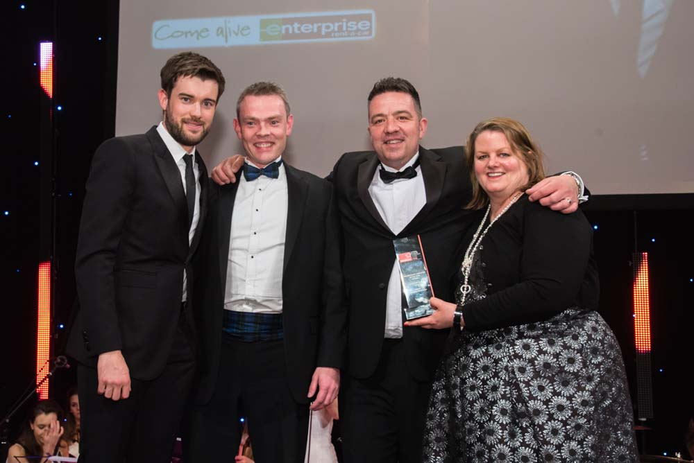 What makes a Graduate Employer of the Year?