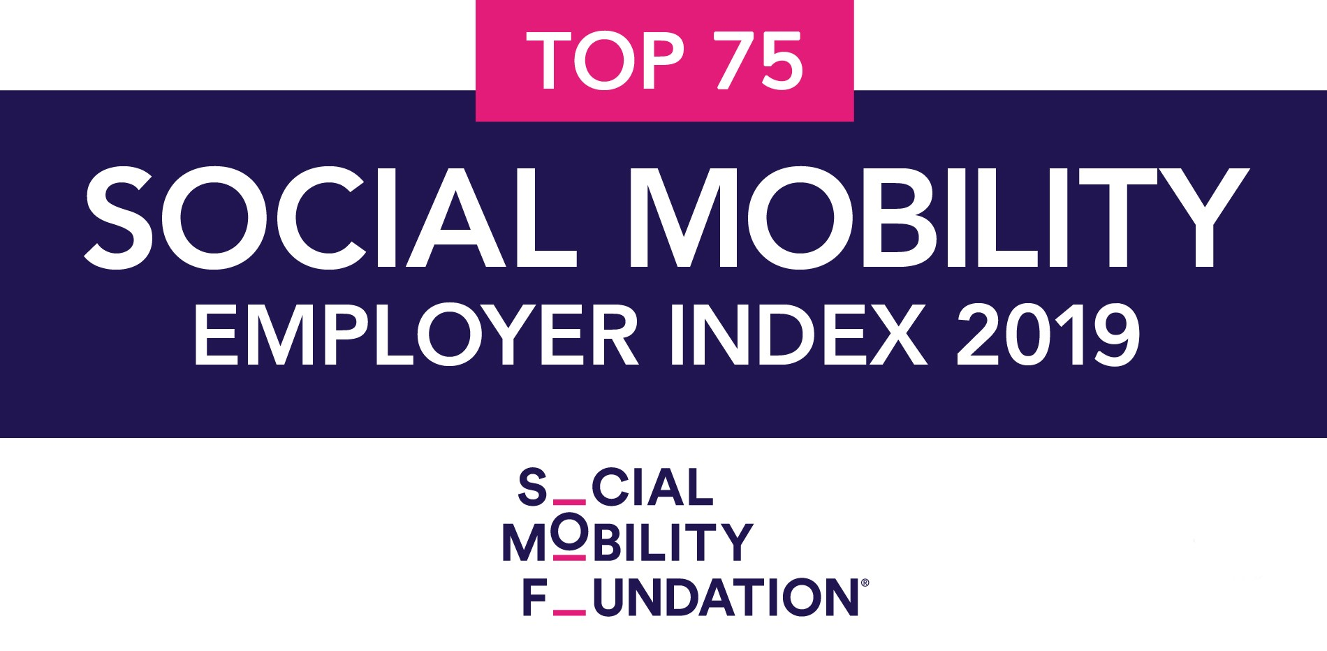 Enterprise ranked as a top Social Mobility Employer for third year running