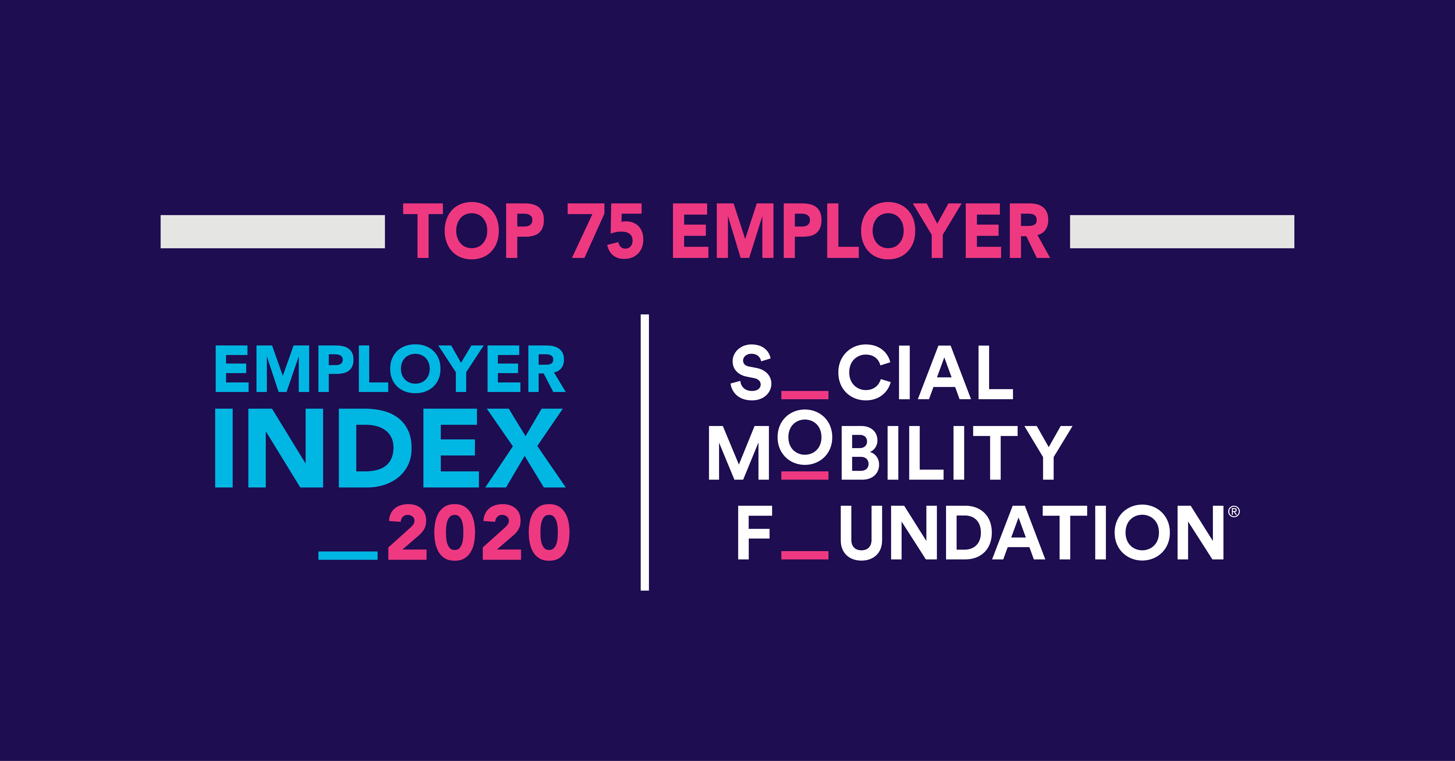 Enterprise ranked as a top Social Mobility Employer for fourth consecutive year